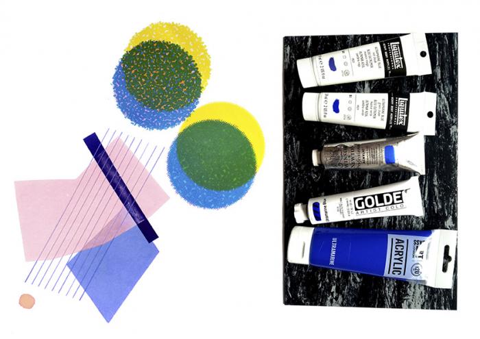 Colour in Screenprinting