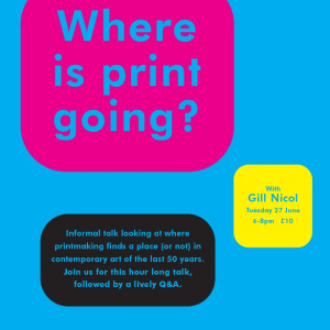 Where is Print Going?